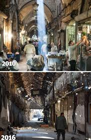 syria before and after syria before and after photos reveal war s terrifying toll