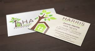 Wood Texture Business Card Maximum Xposure Harris Building Design Services Business Card