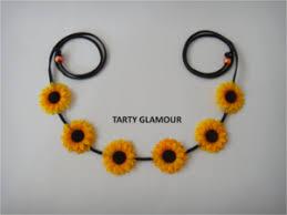 sunflower headband sunflower headbands tarty