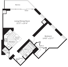 united center floor plan chicago river north apartments grand plaza apartments