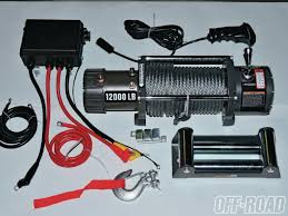 badlands 12 000 pound winch the best deal in winching off road
