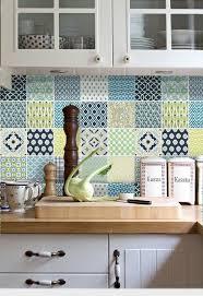 stickers carreaux cuisine rénover salle de bain utilisant stickers carreaux cuisine deco