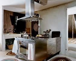 Cutting Board Kitchen Island Countertops U0026 Backsplash Cutting Board Chrome Extractor Hood