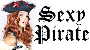 pretty pirate makeup youtube