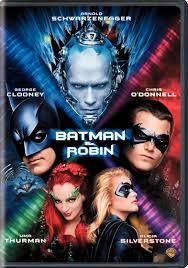 Batman y Robin [DVD]