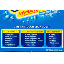 How To Remove Sauce Stains Sauce Upholstery And Oxiclean 7 22 Lb 115 52 Oz Versatile Stain Remover