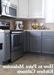Repair Melamine Kitchen Cabinets Painted Melamine Kitchen Cabinets Painting Melamine Kitchen
