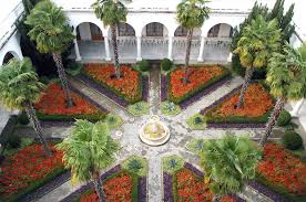 Beautiful Patio Gardens 29 Serene Garden Patio Ideas And Designs Picture Gallery