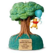 2016 winnie the pooh and the honey tree hallmark keepsake ornament