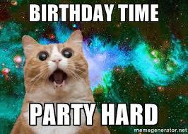 Birthday Party Memes - the dankest party memes online