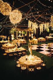 stylish outdoor wedding reception our wedding ideas
