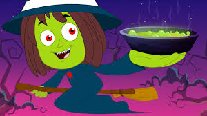 witches soup scary nursery rhymes for kids halloween song