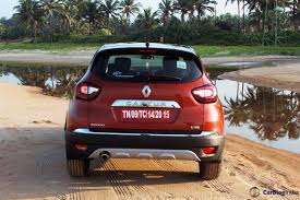 new renault captur 2017 renault captur suv launched prices 9 99 lakh to 13 38 lakh