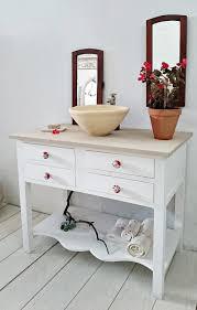 muebles decapados en blanco mueble de baño blanco decapado 4 cajones tienda de