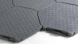 interlocking flooring systems portable roadway