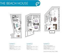 beach house layout layout