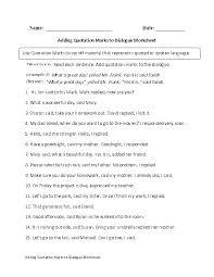 Quotation Marks Worksheet 39 Best Quotation Marks Images On Quotation Marks