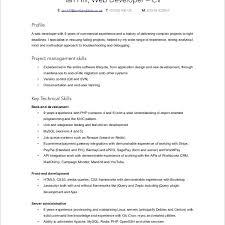 Front End Developer Resume Download Front End Web Developer Resume Haadyaooverbayresort Com