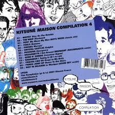 various artists kitsune maison compilation 4 decks de vinyl shop