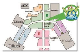 colony mall map colony mall dillards mac
