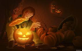 halloween backgrounds for widescreen free 2048x1456 11668 kb