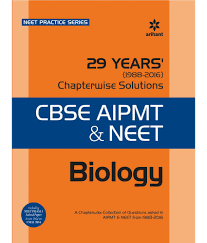 29 years biology chapterwise solutions for cbse aipmt u0026 neet buy