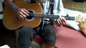 wild willy westbahn the guitar highlander solo lektion 5
