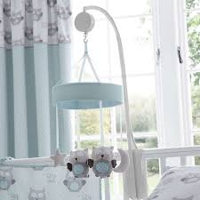 Dunelm Mill Nursery Curtains Owls Nursery Cot Mobile Dunelm Baby Boy 3 Pinterest