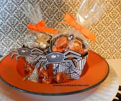 halloween tableware it u0027s written on the wall lots of halloween treat boxes for party