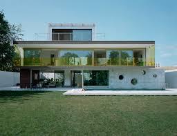 facade modern wooden house design exterior design playuna
