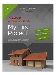 autocad architecture 2015 tutorial ebook metric version button
