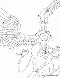 free coloring pages of mythological creatures coloring home