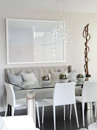 Dining Room Bench Seating by Useful Dining Room Bench Seating Ideas With Additional Home Decor