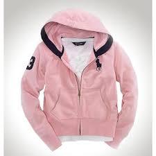 004c buy cheapest polo ralph lauren pink french rib full zip