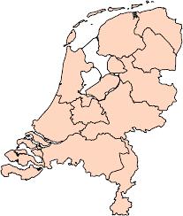 Map Of The Netherlands Provinces Of The Netherlands U2022 Mapsof Net