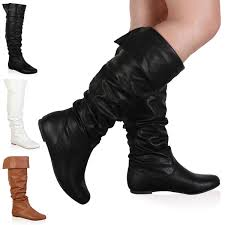 womens flat black boots size 11 24 fantastic wearing flat boots sobatapk com