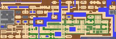 legend of zelda map with cheats overworld map of the legend of zelda ganon s revenge flickr