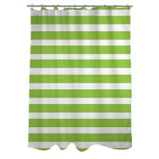 Bright Green Shower Curtain Green Geometric Shower Curtains For Less Overstock