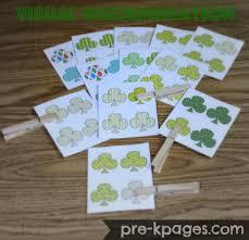 285 best st patrick u0027s day preschool activities images on
