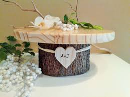 rustic cake stand rustic wedding cake stands idea in 2017 wedding