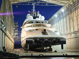 largest yacht in the world the azzam business insider