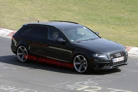 audi rs4 avant spy shots photo gallery autoblog