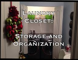 Storage Ideas For Laundry Rooms by Organization And Storage Ideas Small Laundry Room Youtube