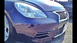 lexus sc430 for sale japan tuning lexus sc430 gets spindle grille youtube