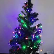 creative christmas tree lights vibrant creative christmas tree led lights artificial with best not