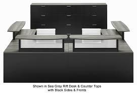u shaped reception desk person custom u shaped reception desk