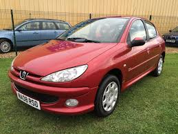 peugeot 206 2008 used peugeot 206 1 4 look 5dr 5 doors hatchback for sale in