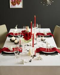 Deer Decor For Christmas by 40 Christmas Dinner Table Decoration Ideas All About Christmas