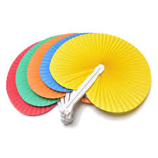 hand fans for sale 1pc summer style chinese folding hand paper fans for event party