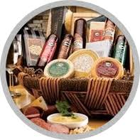 meat and cheese gift basket meat and cheese gift baskets gourmet gifts deli direct